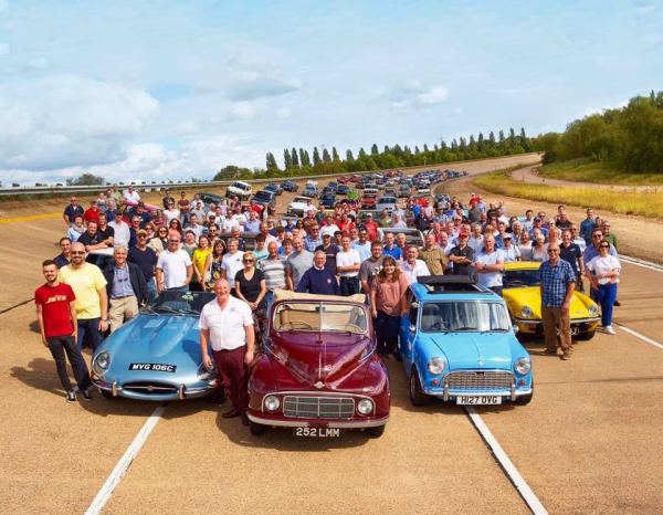 Protected: BRITAIN'S BEST LOVED CLASSIC CARS COME TOGETHER